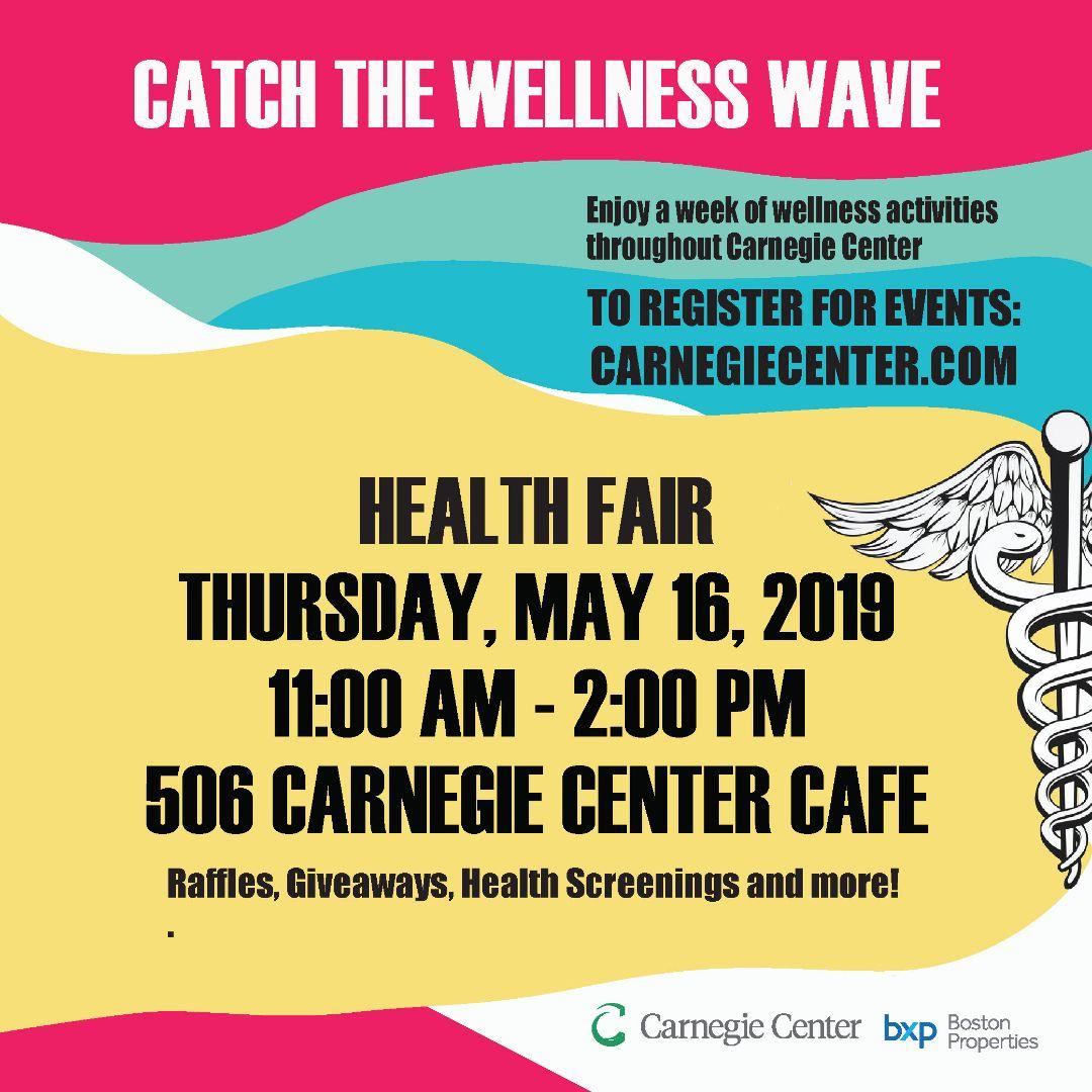 Catch the Wellness Wave
