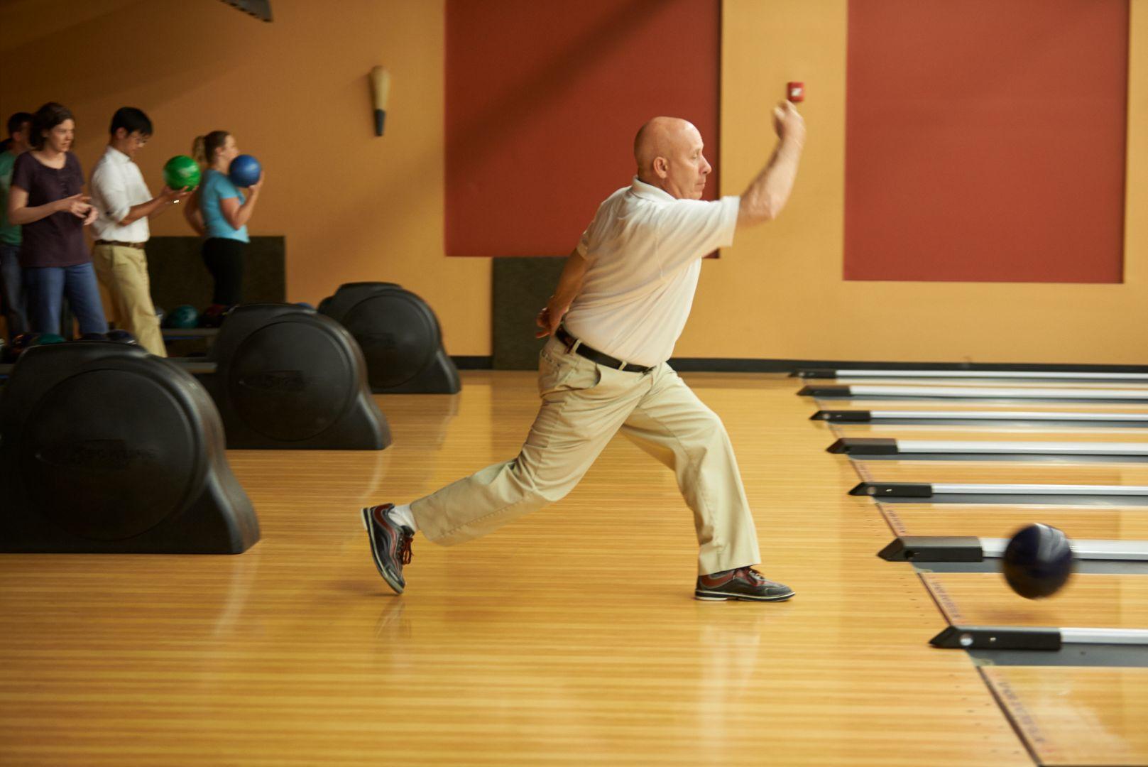 Carnegie Center Bowling tournament