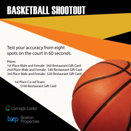 Basketball Shootout poster